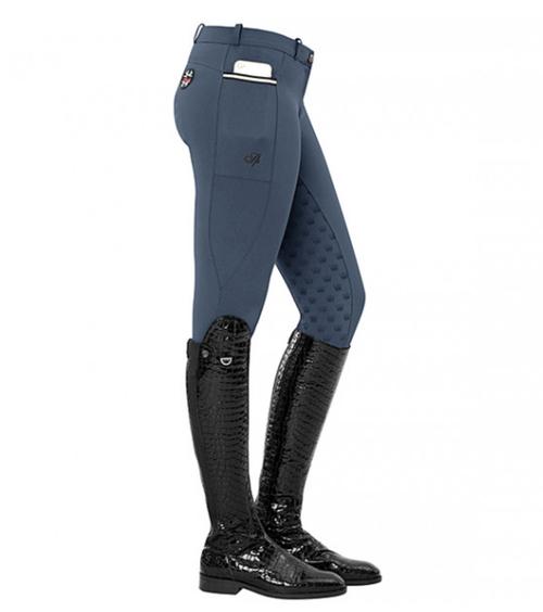 Spooks Leena Light Women's Full Grip Breeches - Blue