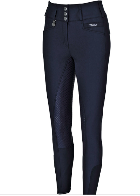 Pikeur Candela Women's High Waist 3/4 Grip Breeches