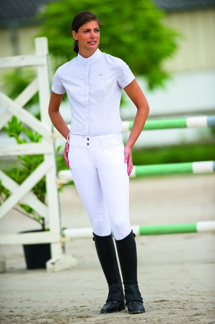 Equi-Theme CSO Women's Breeches with Knee Patches