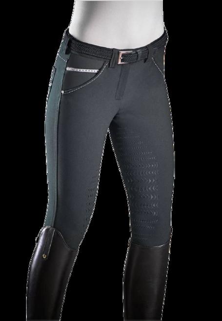 Equiline Jessica Studs Women's Half Grip Breeches