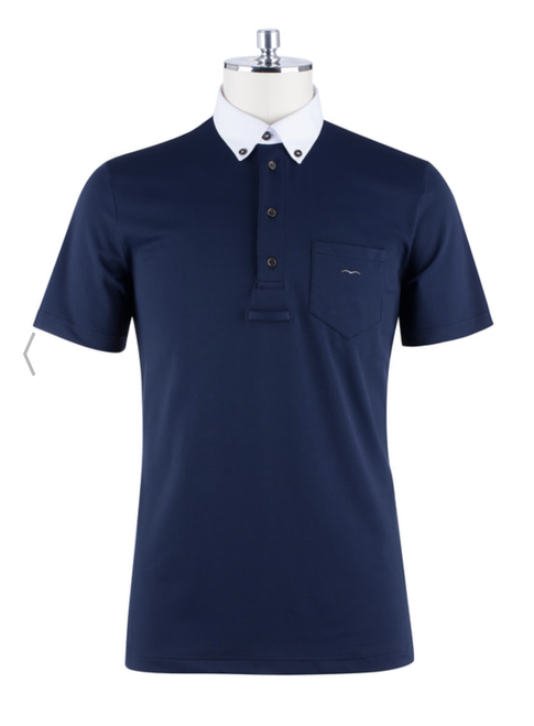 Animo SS19 Amburgo Men's Short Sleeve Competition Shirt
