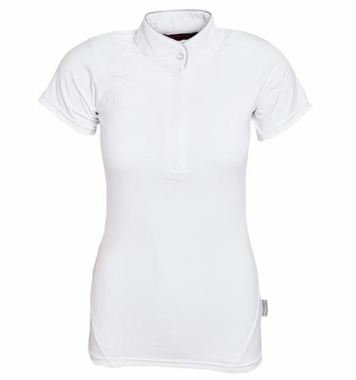 Horseware Sara Kid's Short Sleeve Competition Shirt