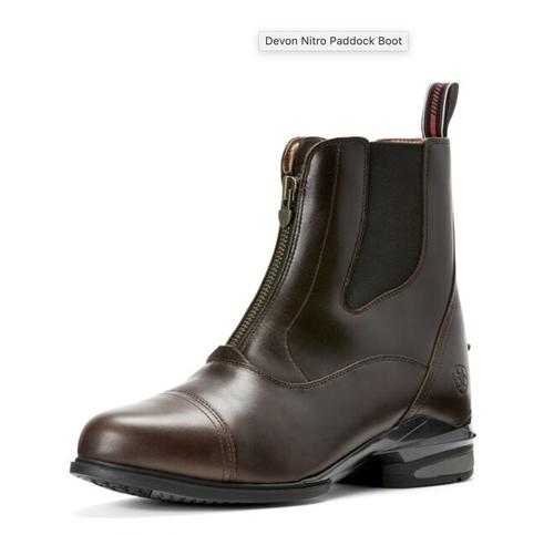 Ariat Devon Nitro Men's Paddock Boot