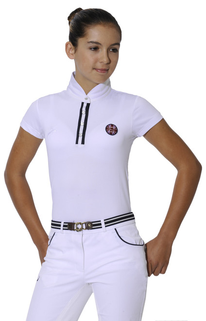 Spooks Camilla Sport Women's Short Sleeve Competition Shirt