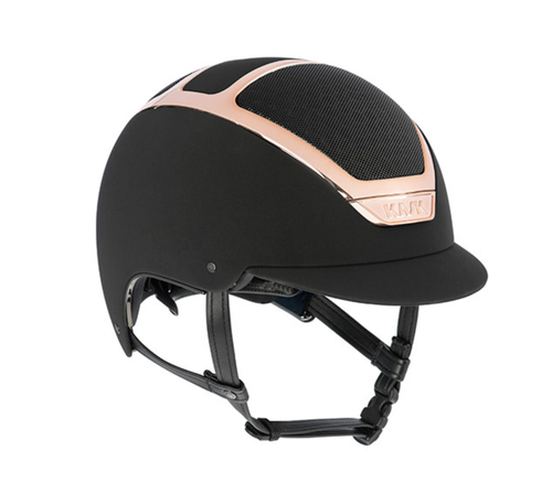 KASK Dogma Chrome Light - Black/Everyrose