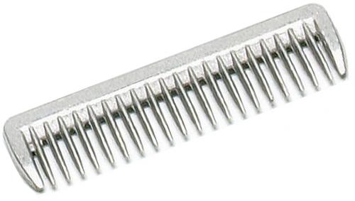 Bitz Mane Pulling Comb Aluminium