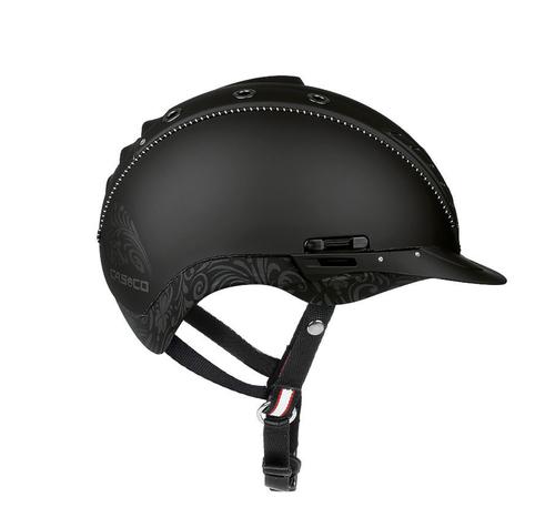 Casco Mistrall 2 Black Floral Helmet