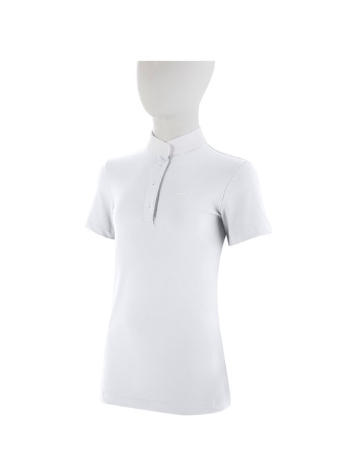 Animo Biky SS 20 Girl's Short Sleeve Competition Polo