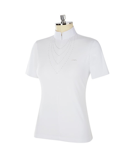 Animo Bilak SS20 Women's Short Sleeve Competition Shirt