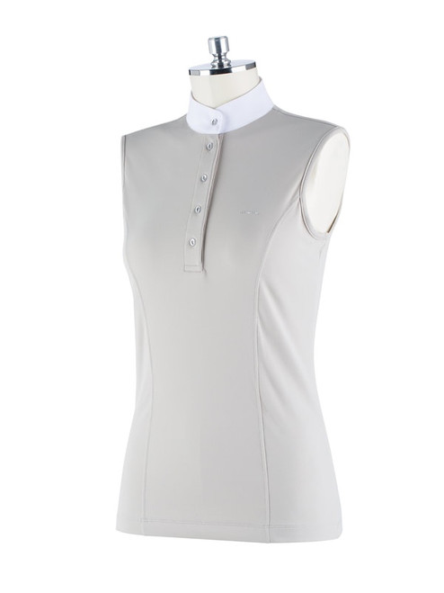 Animo Bombay SS20 Women's Sleeveless Competition Polo