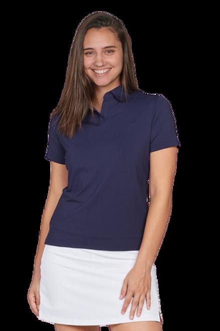 EIS Jonny Short Sleeve Navy COOL Shirt