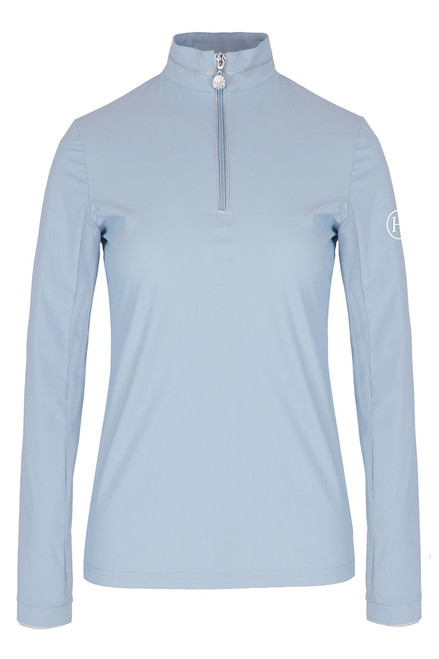 Harcour Nice Long Sleeve Polo Techline Women Spring 20