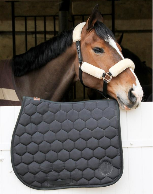Harcour Green Saddle Pad - W20