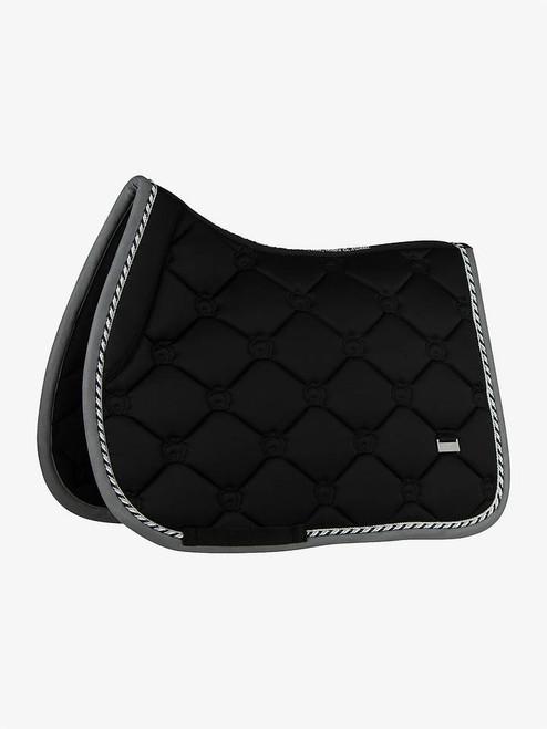 PS of Sweden Jump Saddle Pad - Black