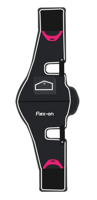 Flex-on Stirrup Protector