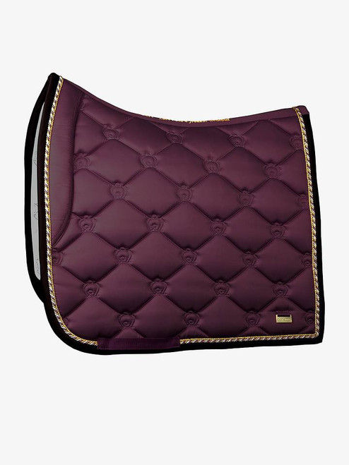 PS of Sweden Dressage Pad - Wine