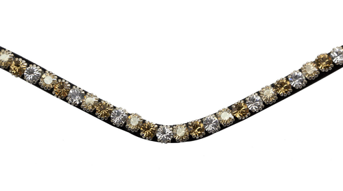 PS of Sweden Sleek Gold Browband