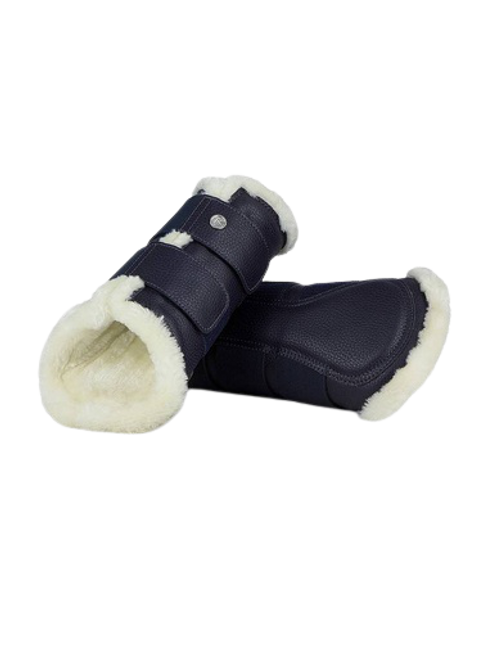 PS of Sweden Brushing Boot - Deep Sapphire