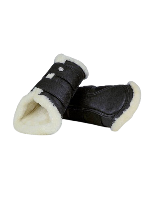 PS of Sweden Brushing Boots - Black