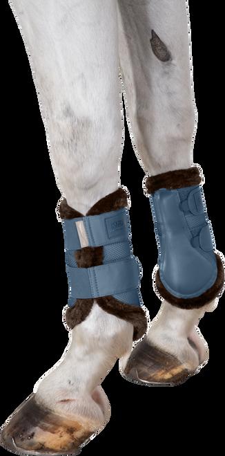 Eskadron FAUXFUR Platinum 20 Tendon Boots