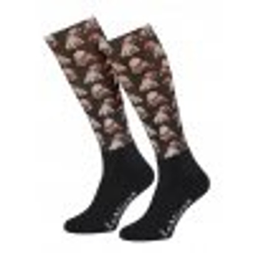 Le Mieux Footsies Socks - Pugs Adult