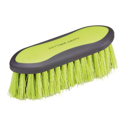 Cottage Craft Dandy Brush DM Neon Green