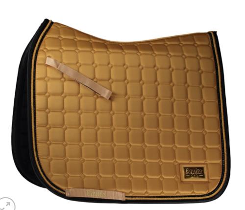Equito Dressage Saddle Pad - Amarelo - Full