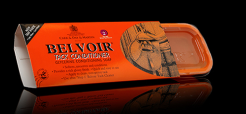 Carr Day & Martin Belvoir Tack Conditioner Soap - Step 2