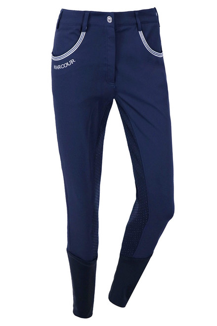 Harcour Barcelone Women's Full Seat Grip Breeches