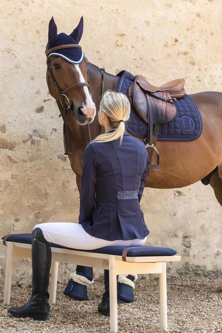 Harcour Florena Glitte Saddle Pad