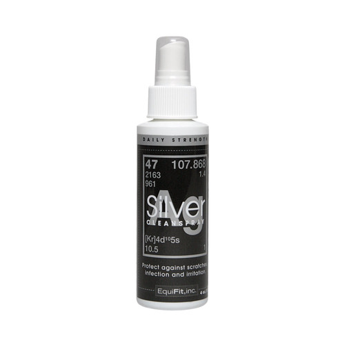 EquiFit AgSilver Wound Spray - 4oz