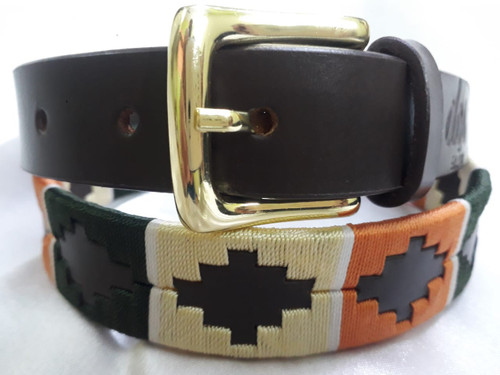 East India Polo Belts