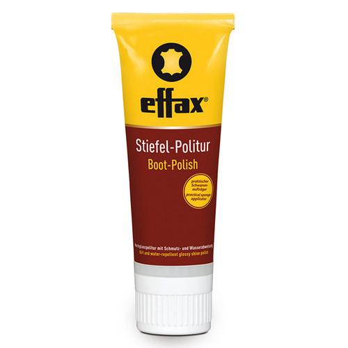 Effax Boot Polish Black - 75 ml