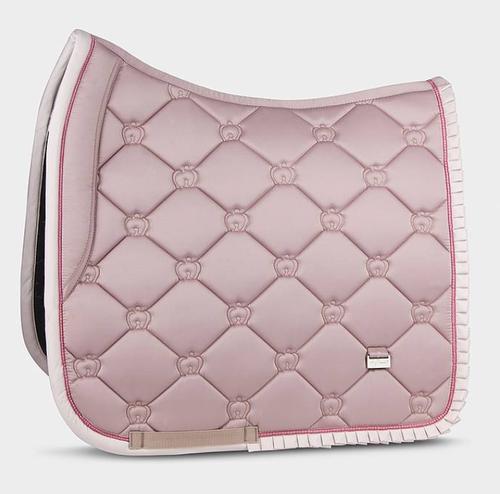 PS of Sweden Dressage Saddle Pad & Polo Wraps Set - Full - Pink
