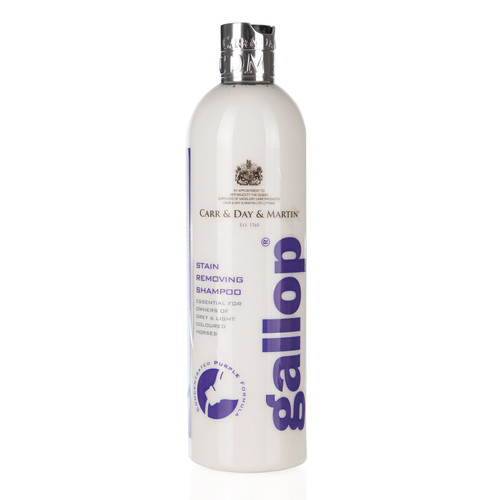 Carr & Day & Martin Gallop Stain Removing Shampoo - 500 ml