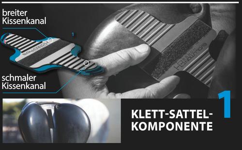 Stuebben Velcro Saddle Component