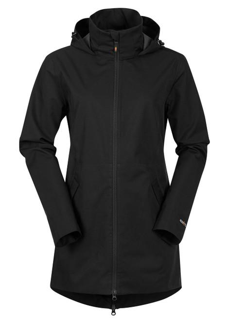 Kerrits Waterproof Rain Jacket - Black