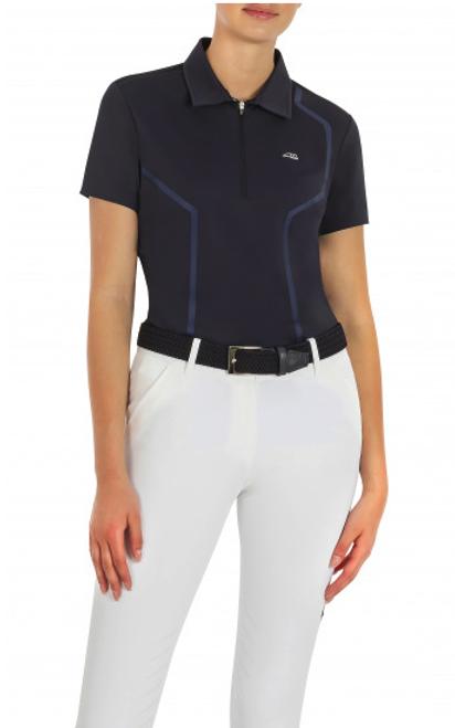 Equiline Corinac Women's Short Sleeve Polo
