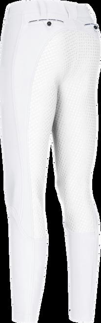 Pikeur Alice Full Grip Women's Breeches - White