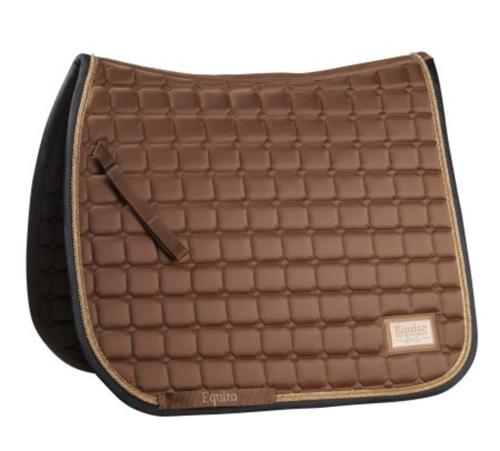Equito Hazelnut Dressage Saddle Pad