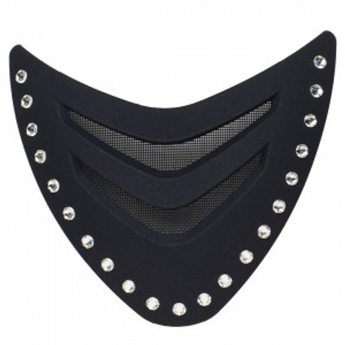 One K CCS Crystal Front Shield