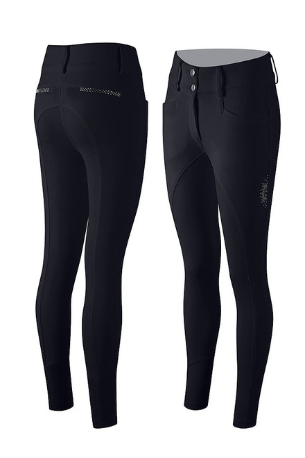 Animo Notto Full Seat High Waist 21T Woman's Riding Breeches