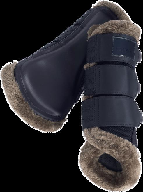Eskadron Mesh Faux Fur Classic Sports 21 Tendon Boots