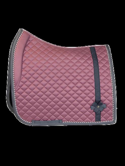 PS of Sweden Dressage Saddle Pad - Roseberry Bow