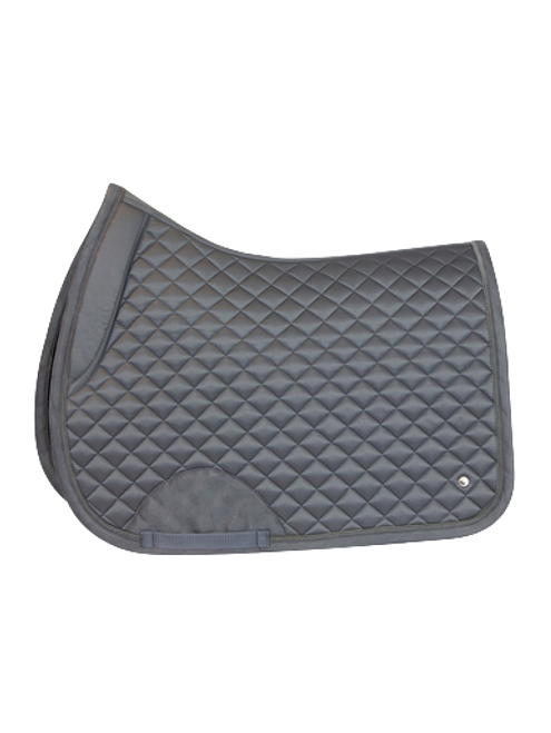 PS of Sweden Jump Saddle Pad - Pole, Grey