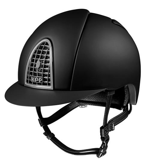 KEP Cromo Textile Helmet