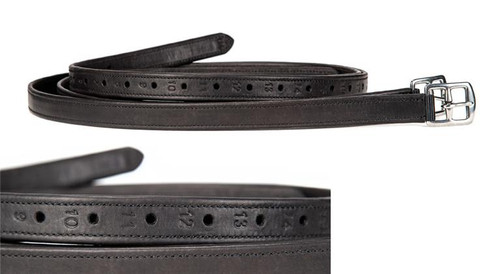 Equiline Leather Stirrup Strap (1 Pair)