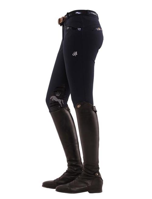 Spooks Ricarda Knee Grip Sequin