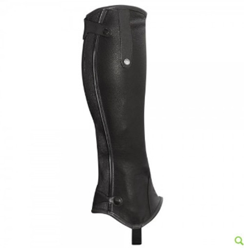 Mark Todd Chaps Patent Piped Leather