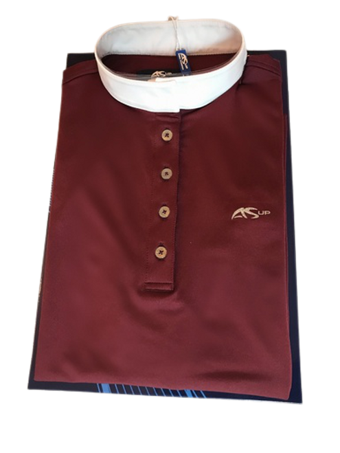 Anna Scarpati Fede Woman's Sleeveless Competition Shirt